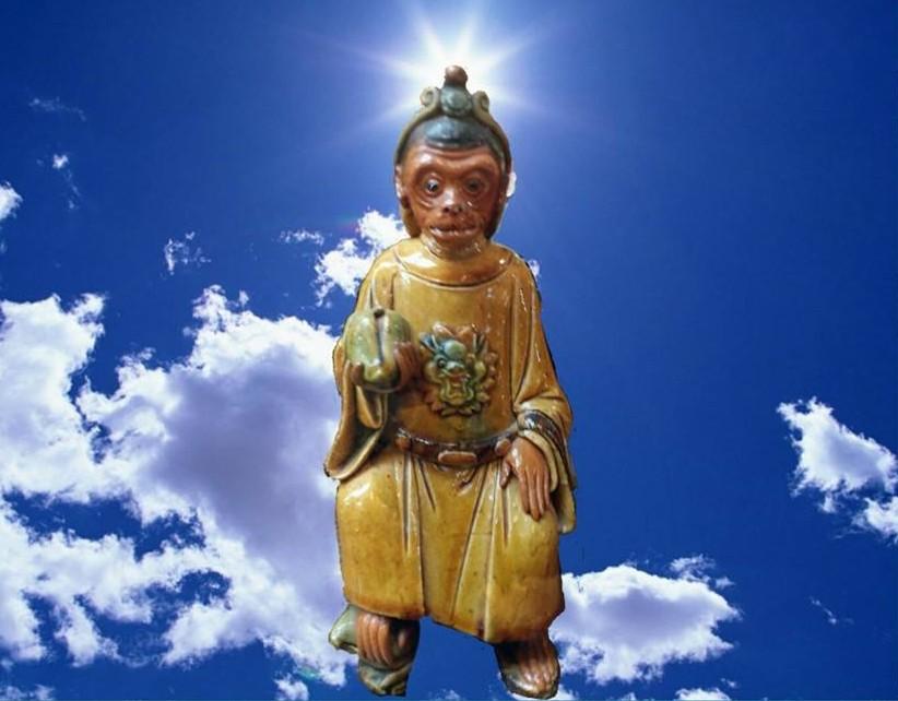 Monkey God Statue Singapore