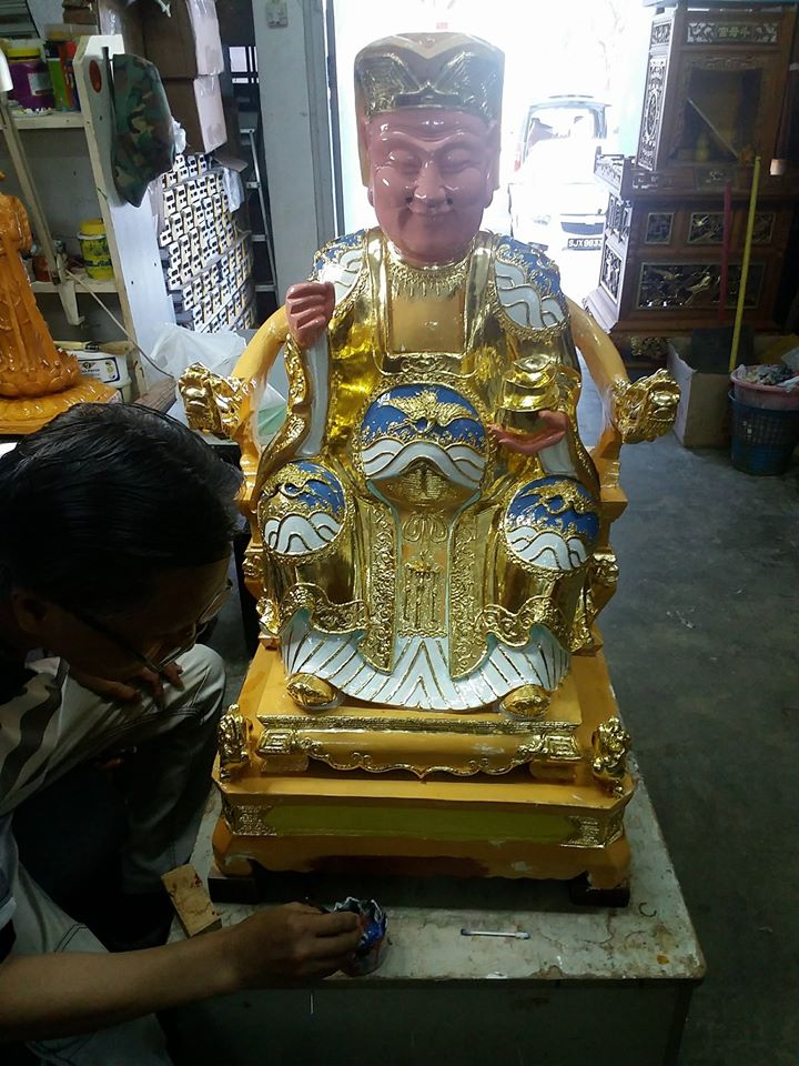 Taoist God Statues Singapore